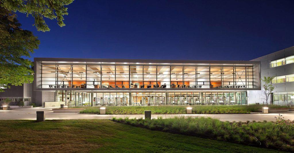 Canada Education Park campus